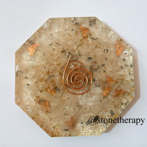 Rainbow Moonstone OrgoneOctagon-