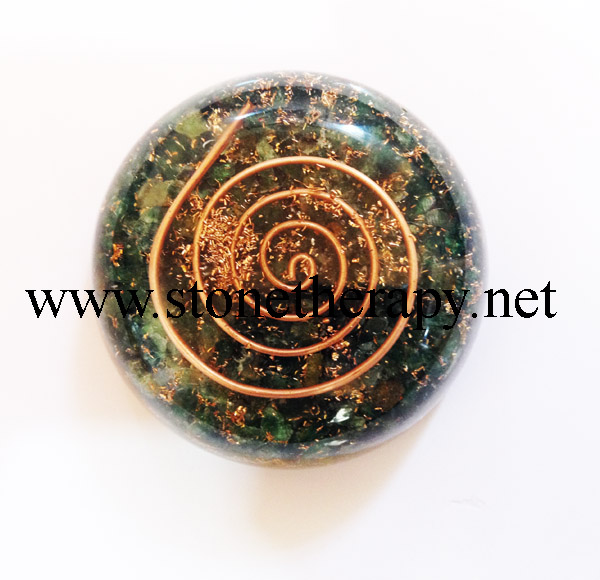 Orgone Malachite Tower Buster