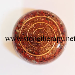 Orgone Red Jasper Tower Buster