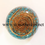 Orgone Turquoise Tower Buster